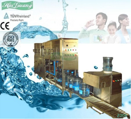 high efficient china made 5 Gallon Bottle Water Filling Machine/ 5 Gallons Bottle Water filling Plant