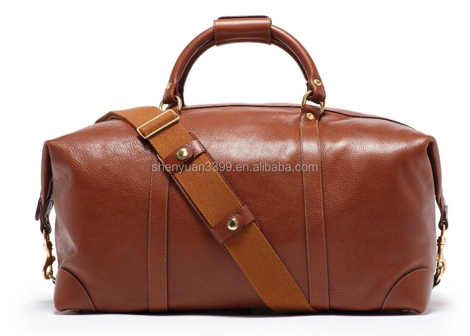 Top Quality Mens Vintage Cow Leather Bags Mens Bags Vintage ...