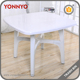 Top Supplier Outdoor Beach Garden Square Plastic Table with Removable Legs