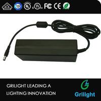 UL certificate plastic 220V 110V to 12V 48W led driver