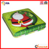 hot sale candy santa tin box for christmas packing