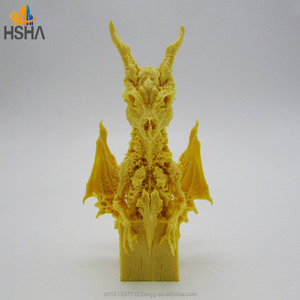 WF2017 Resin statue resin figure Bone dragon model