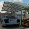 Aluminum Carport Retractable Car Side Awning Single Carports For Parking