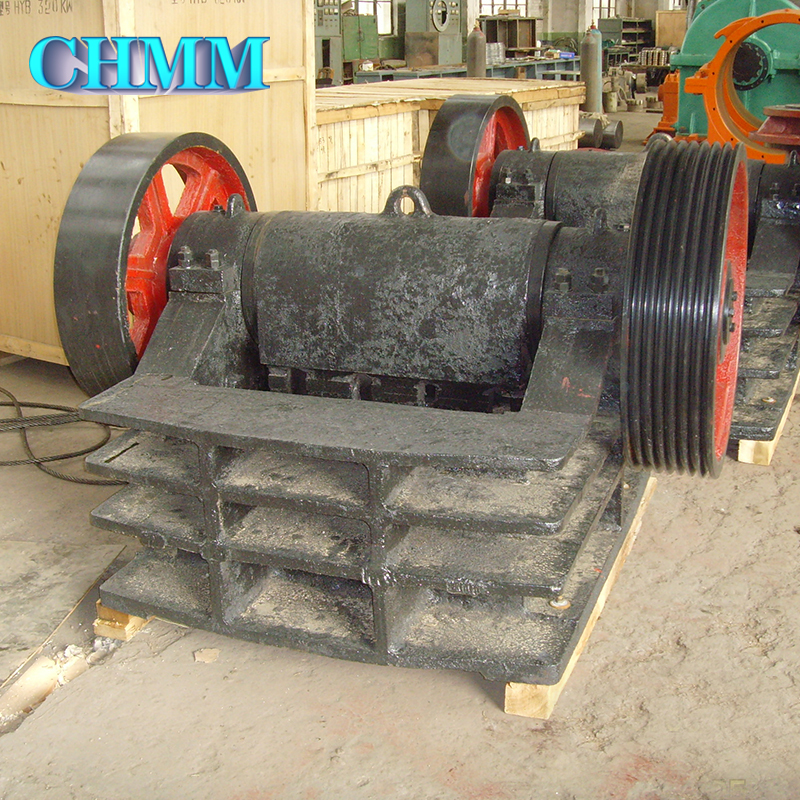 Portable Heavy Duty Stone Plant Use Crushing Equipment Jaw Crusher pe250x400