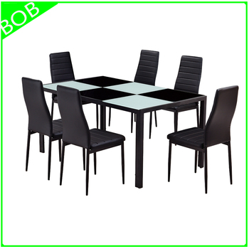 553194b734c8 china dining room furniture vendor wholesale cheap french 8 seater or 12  seater modern glass dining