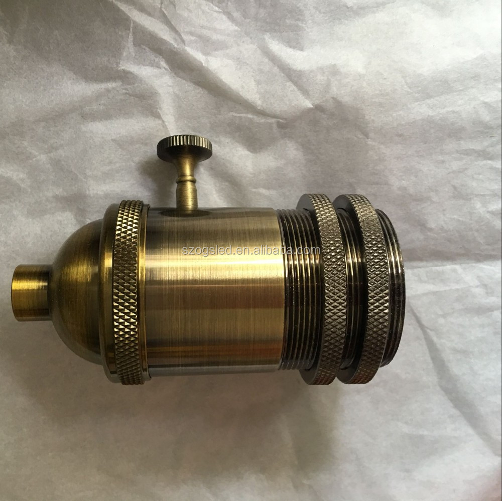 Rotary Switch Lighting Lamps Designers Antique Lamp Parts Electrical Holder Product