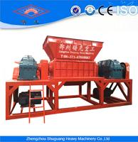 Reasonable Structure plastic shredder/plastic bottle cutting machine/plastic crusher