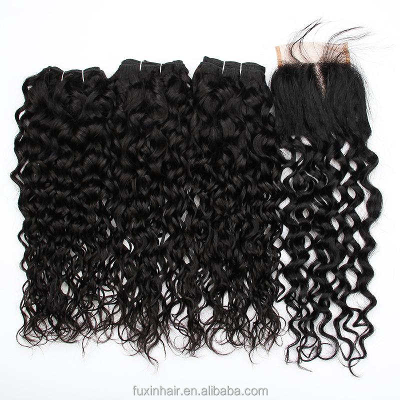 Brazilian Hair Extension Human Hair Cuticle Aligned Hair Sample And