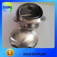 150mm Aluminum Resistance Oxidation Vent Cap Exhaust Fan Wall ...