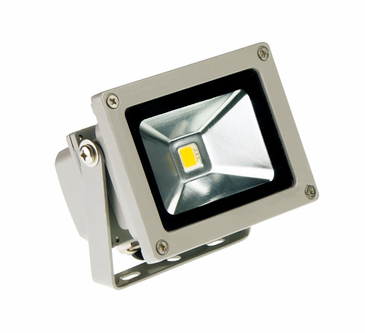 Factory direct aluminum body cob projector 20w led flood light