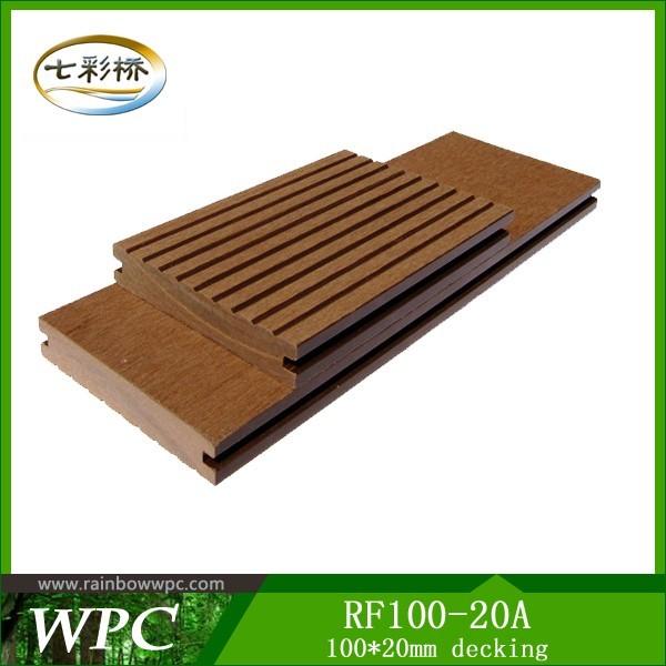 Wood Flooring Hdpe Grating Wpc