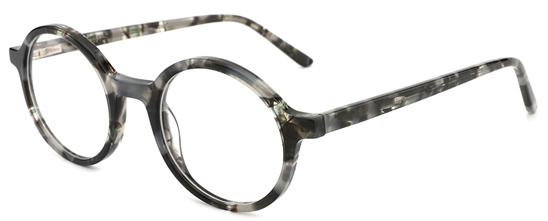 Full Rim Acetate Ladies Fashion Eyewear Glasses Acetate