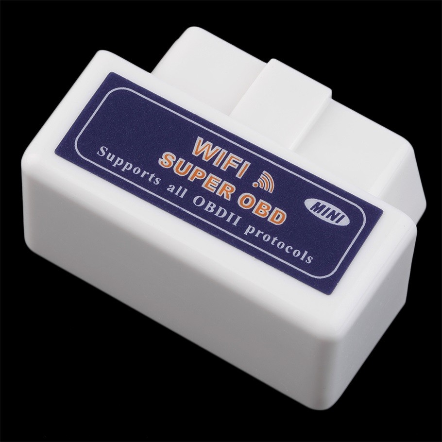 Wholesale Price Super OBD2 Scanner ELM327 WIFI Hardware V1.5 Supports Android/iOS/Windows With PIC18F25K80 Chip ELM 327 Wi-Fi