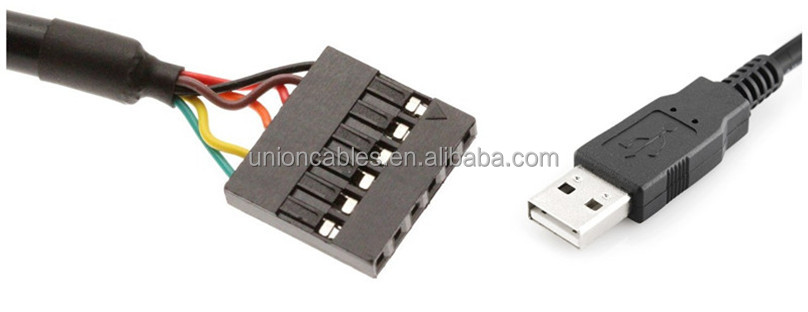 FTDI TTL-232R Cable with LED