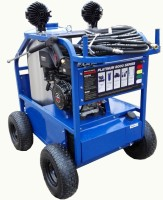 2018 New Product 5000PSI Diesel Hot Water Pressure Washers With Light