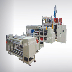 High quality multi-layer co-extruding cast film machine production line