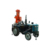 Tractor mounted water well drilling rig 100m depth air rotary DTH drilling machine for sale