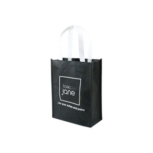 Hot Cheap wholesale reusable customized tote shopper bags supermarket grocery non woven bag