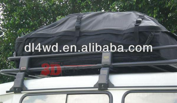 China 4x4 Accessories Car Roof Bag Top Rack Luggage