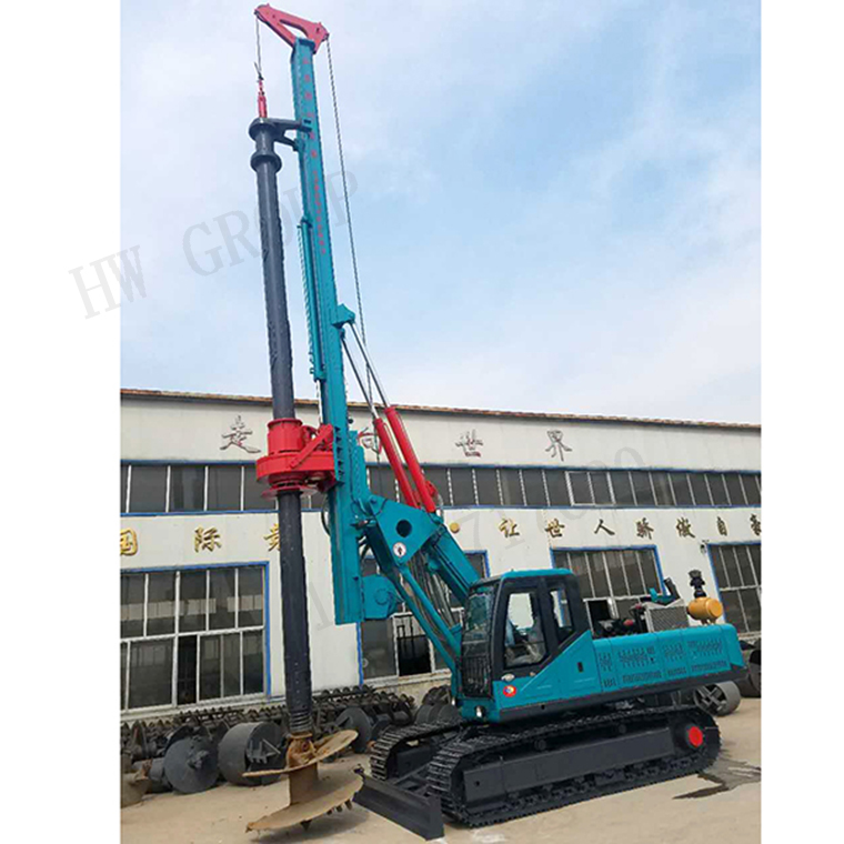 Full Hydraulic Drop Hammer Pile Driver Mini Electric Ground Screw Pile  Driver For Sale - Buy Full Hydraulic Drop Hammer Pile Driver,Mini Electric