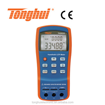 High frequency Portable LCR Meter TH2822C