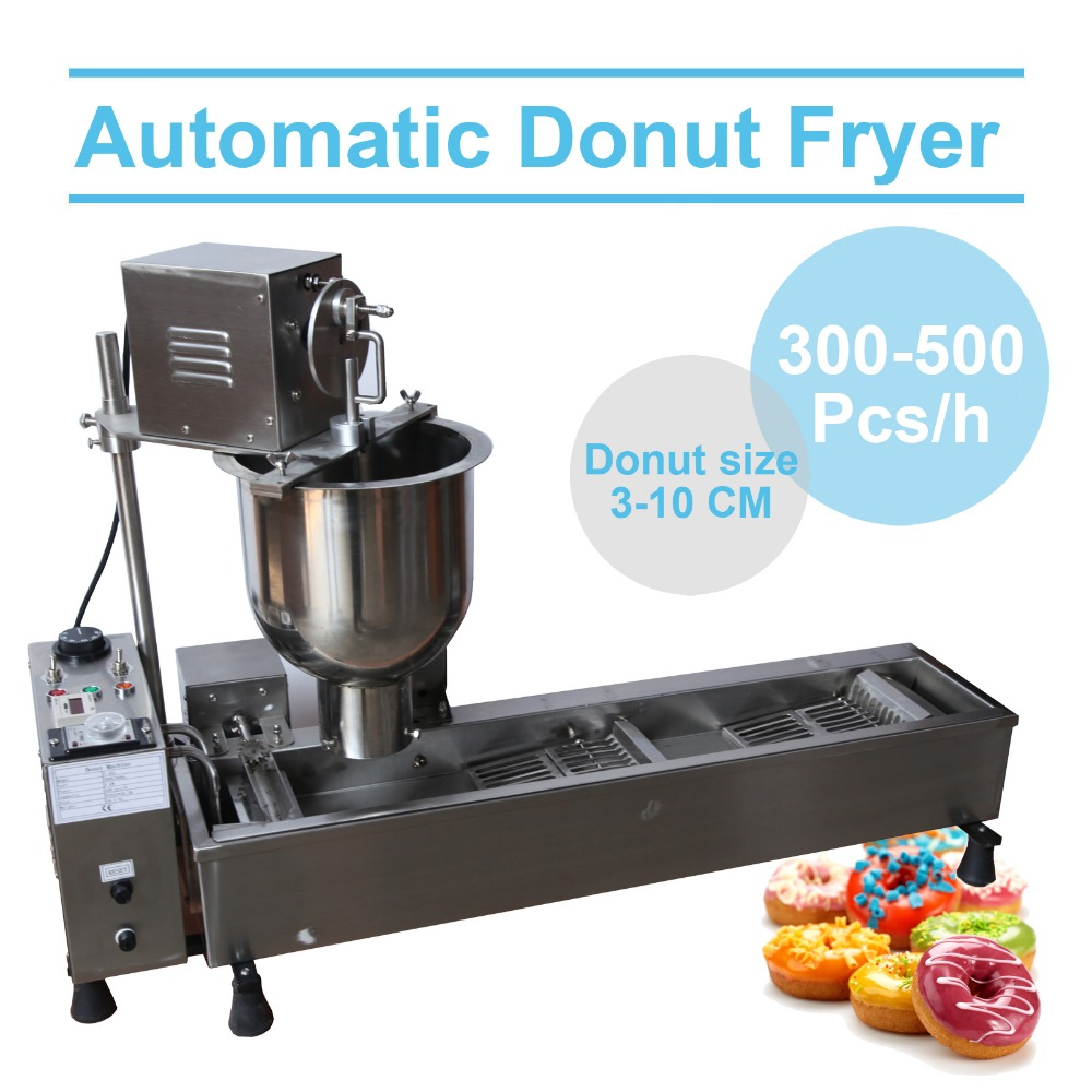 buy t101 mini automatic donut fryer machine donut maker donut making machine. Black Bedroom Furniture Sets. Home Design Ideas