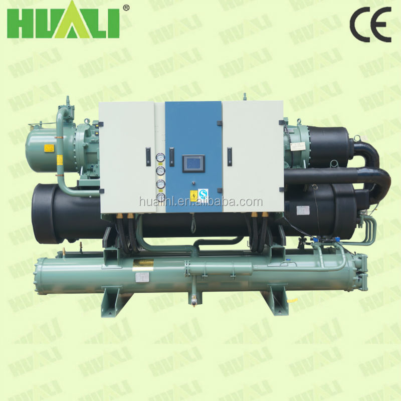 Industrial Water Chiller Evaporation Unit screw chiller