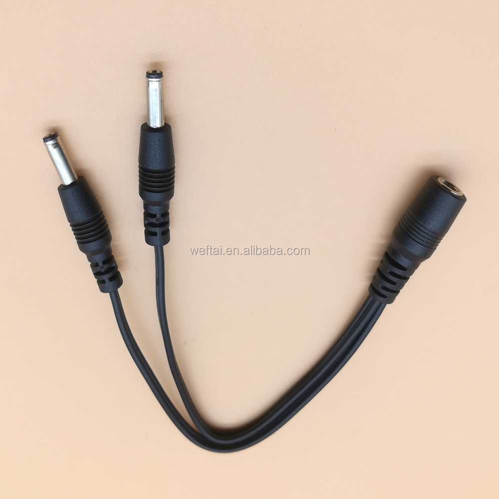 Dc Power Cable Suppliers And Manufacturers At 5x21mm Male Connector Plug Wire Pigtail With 20awg