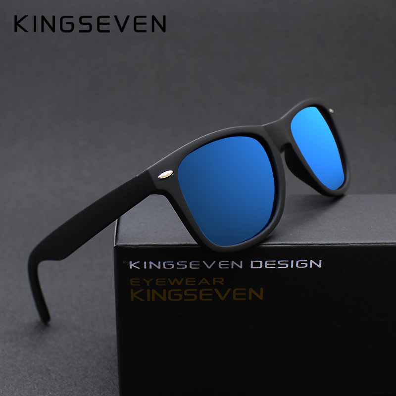 0d90ab0f45 54mm Fashion Unisex Square Vintage Polarized Sunglasses mens Polaroid Women  Rivets Metal Design Retro Sun glasses