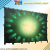 P6 LED curtain for stage backdrops screen , led curtain screen
