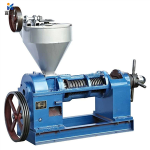 CE standard peanut oil extraction machine palm kernel crushing machine