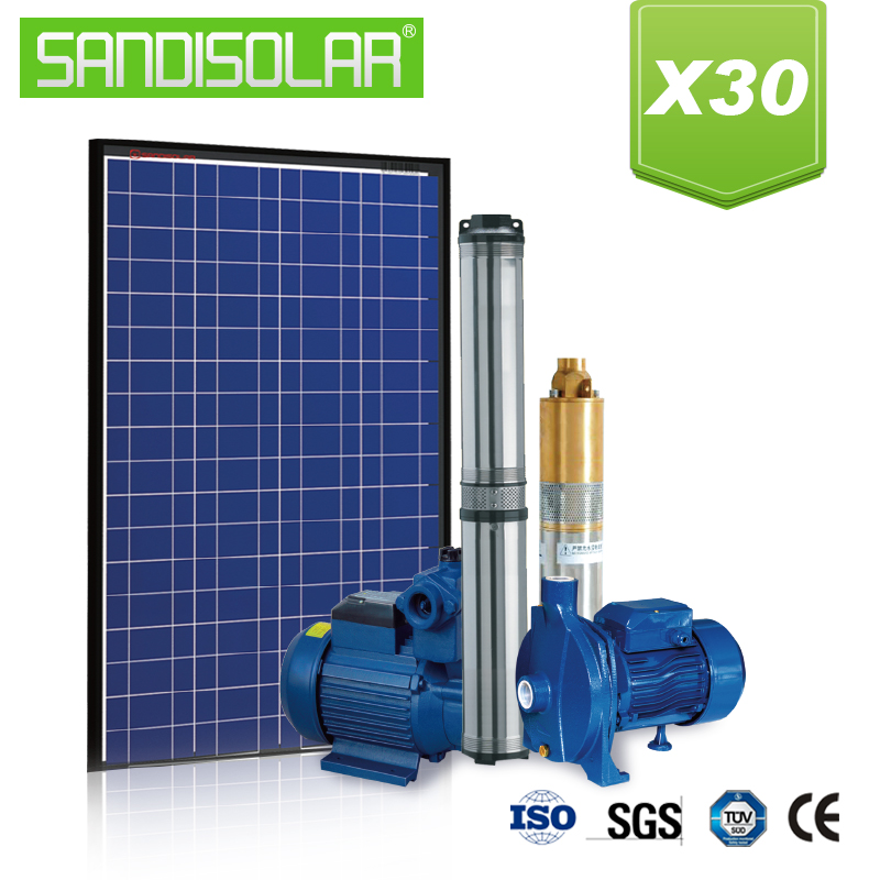 Alibaba wholesale Cheap High Quality 3KW Energy Save solar water pump for agriculture