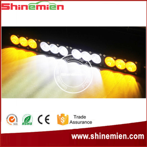 Wholesale-NEW Amber White CR EE LED Offroad Light Bar Combo Beam 120W 180W 240W 270W ATV 4WD 4X4 SUV Mining Yellow Orange Drivin