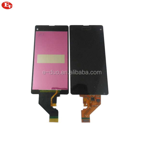 For Sony Xperia Z1 Mini Compact D5503 LCD Display Touch Screen with Frame