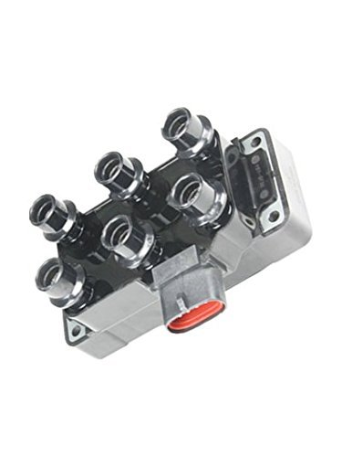 New Life time Warranty Ignition Coil for Ford Mazda Mercury V6 2.5L 3.0L 3.2L 4.0L Compatible with C925