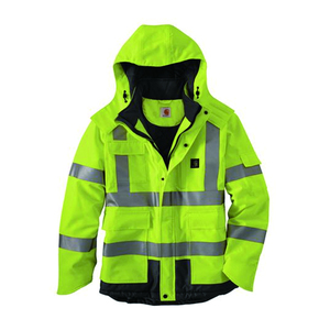 2018 new design High visibility reflective workwear Safety reflective jacket Reflective safety jackets reflective safety uniform