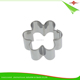 ZY-G1025 High quality flower shape stainless steel bulk cookie cutter