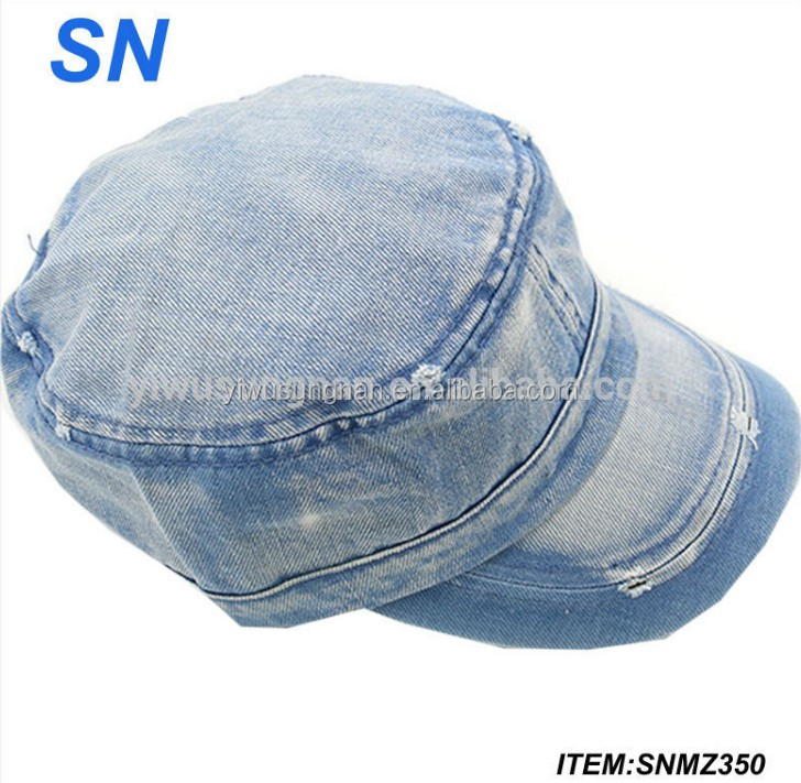 86506dbf582 China Cotton Jeans Hat