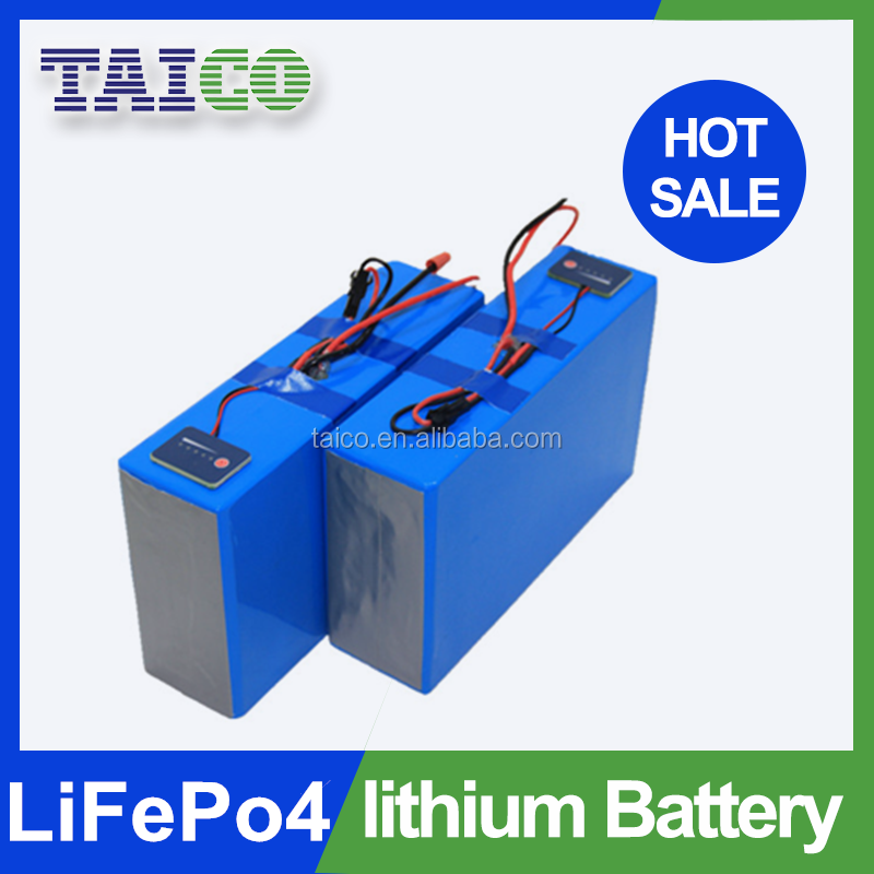 Lithium Lifepo4 12v 200ah Battery Pack with PCM and Power Indicator