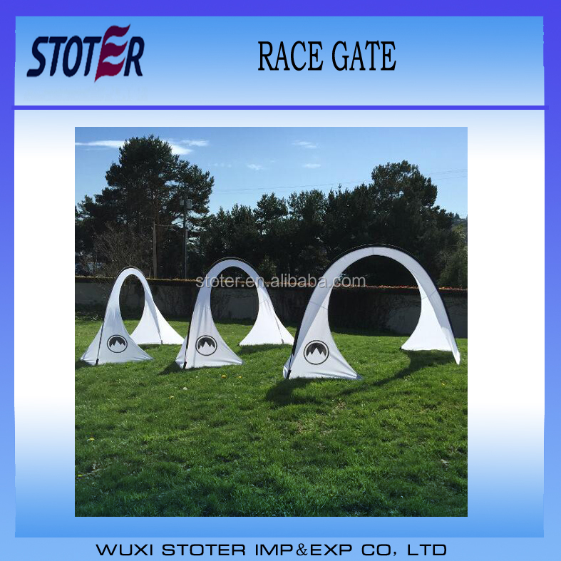 High quality FPV Flags and Gates for outdoor drone racing