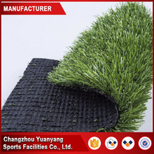 Artificial grass for children with green natural looking synthetic turf