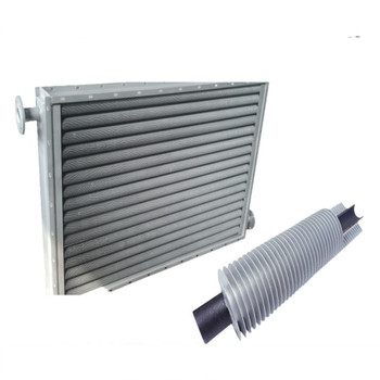 fin and tube heat exchanger design