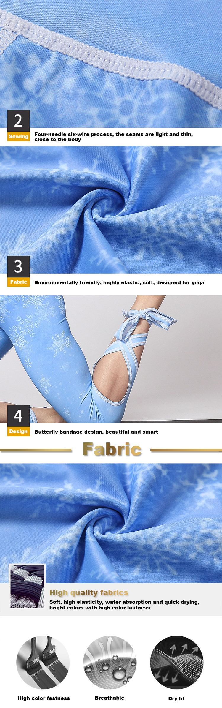 Bandage Butterfly Lace Leggings for Women