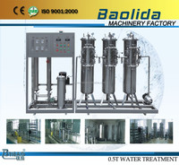 500L/H reverse osmosis mobile cabinet drinking water purification system