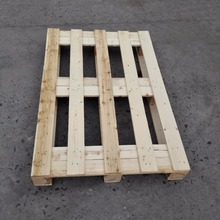 Double Faced and 4 Way Entry Type Epal Euro Pallet