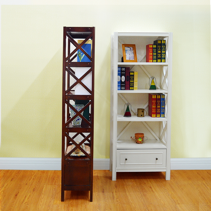 Bookshelves Buy: High Quality And Cheap Tall Wooden Bookcase