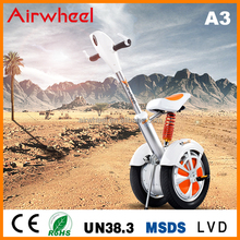 China electric chariot Airwheel A3 Cheap two-wheel electric scooters powerful