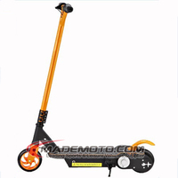 120W Brushed 24V 4.5AH electrical scooter 2 wheel