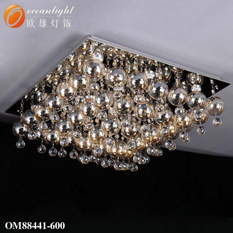 Glass Drop Chandelier Lighting,Low Ceiling Chandelier Om88441-600 ...