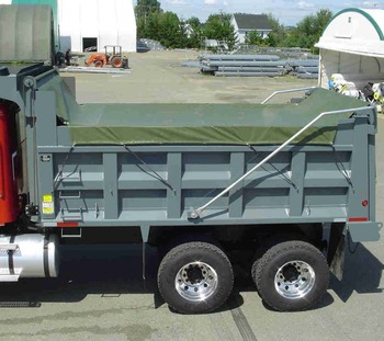 Dump Truck Tarps and Covers